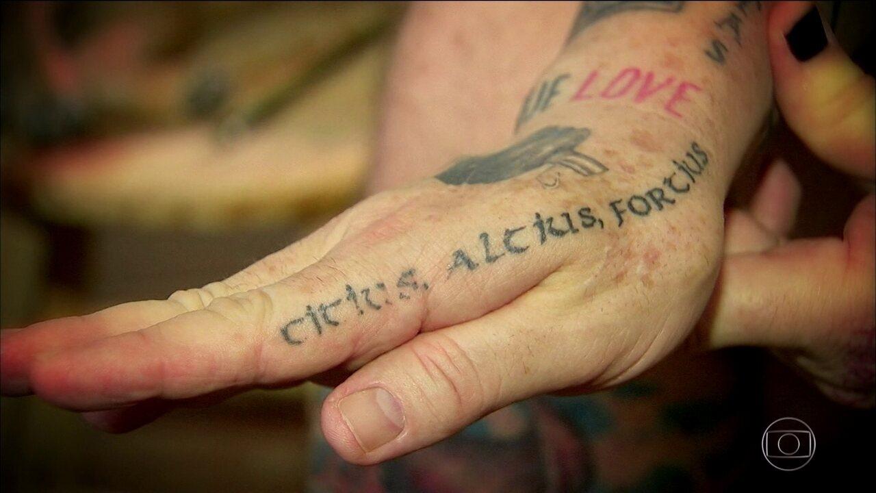 Tatuagens podem contar a história de uma pessoa; veja os cuidados ao longo dos anos