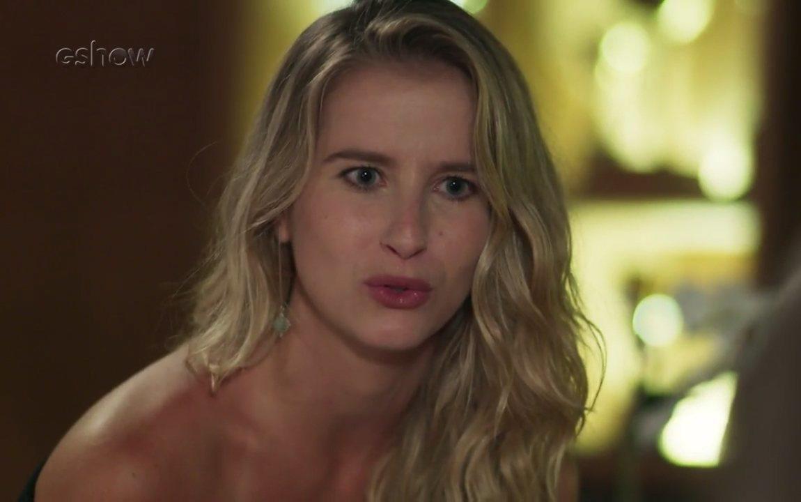Teaser: 27/12 - Bárbara briga com Manuela e diz que Toninho é um vigarista