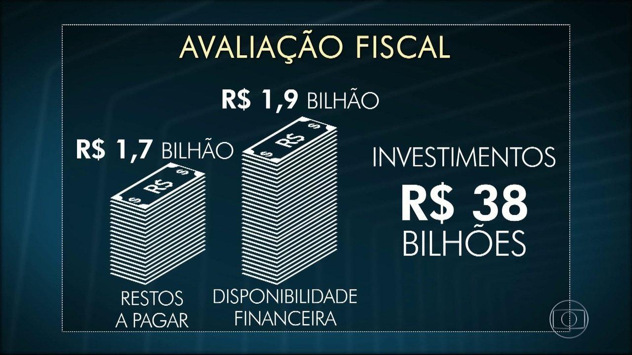 Pefeitura faz avaliação fiscal das contas do Rio