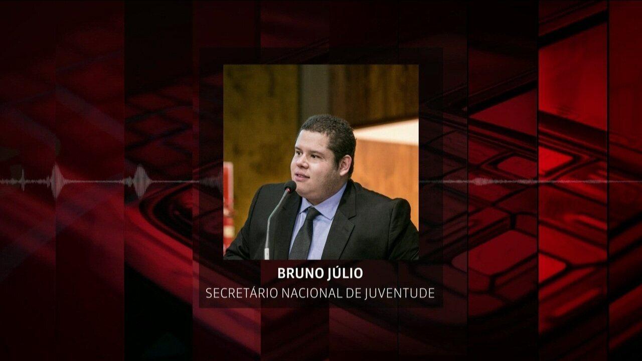 Após declaração polêmica sobre massacre em presídios, secretário Bruno Júlio pede demissão