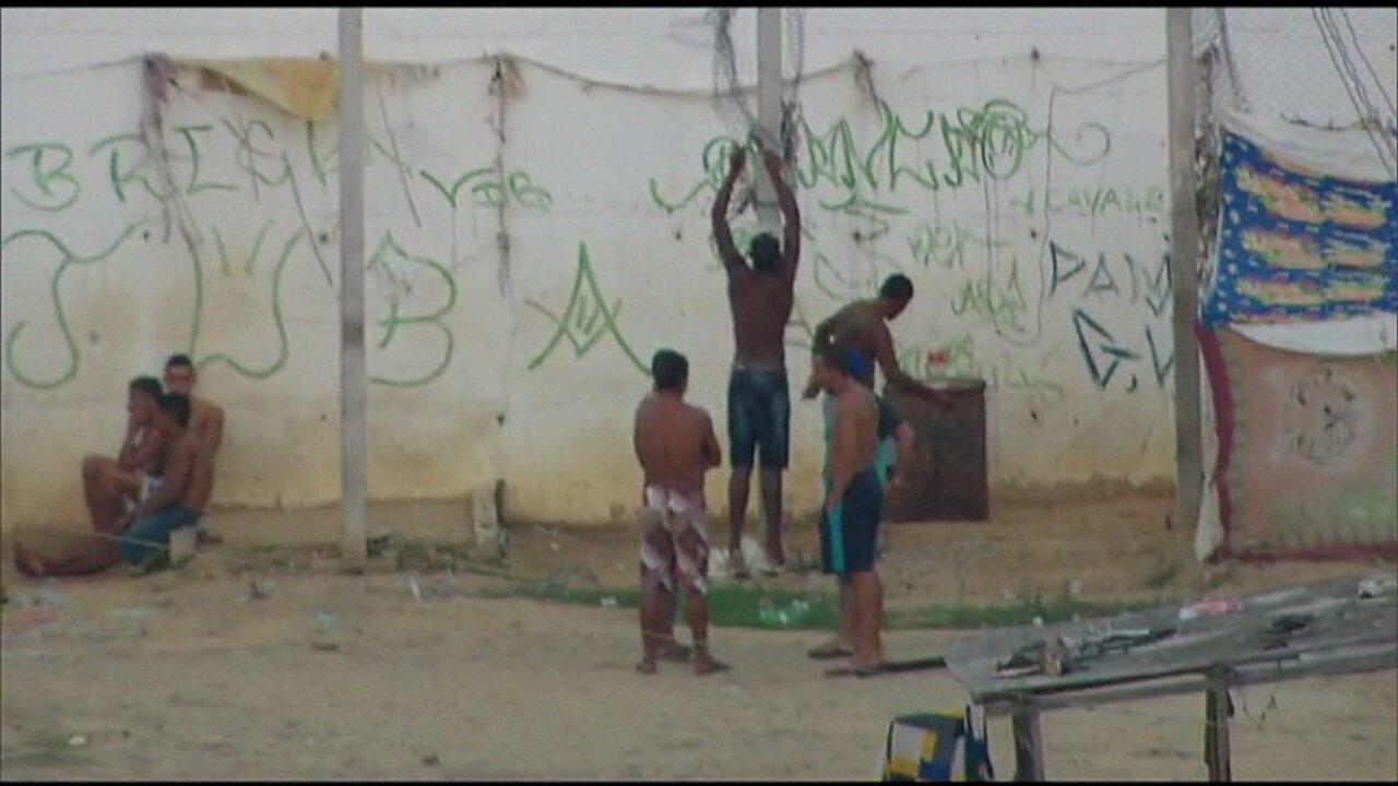 População carcerária aumenta 85% em 10 anos no Brasil, diz ONG americana
