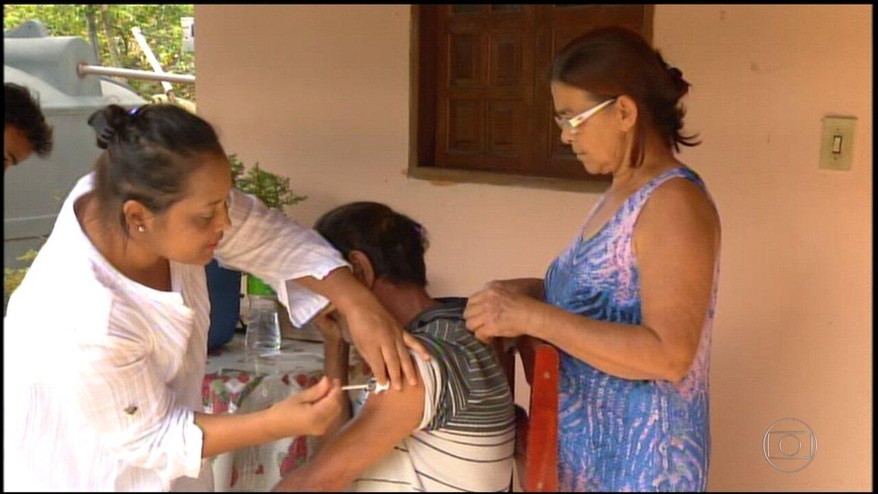 Governo de MG decreta emergência em mais de 150 cidades por surto de febre amarela