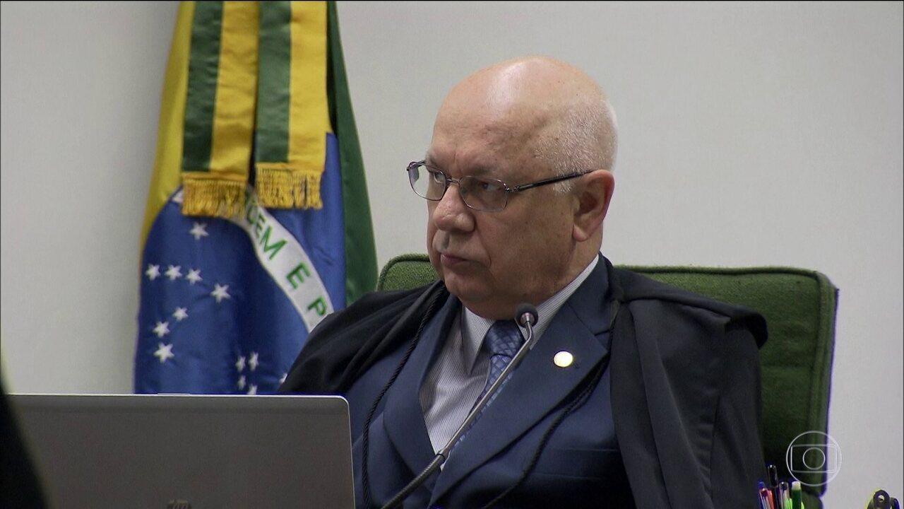 Teori assumiu a relatoria do evento político mais importante do Brasil dos últimos tempos