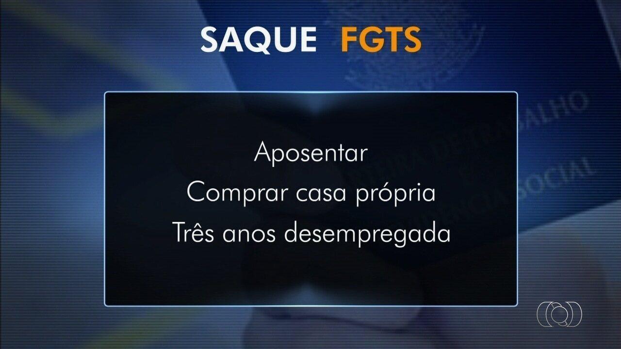 Especialista tira dúvidas dos telespectadores sobre uso do FGTS