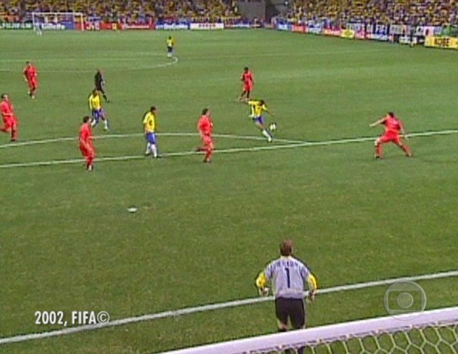 Copa do Mundo da Coreia e do Japão - 2002: Brasil 2 x 0 Bélgica