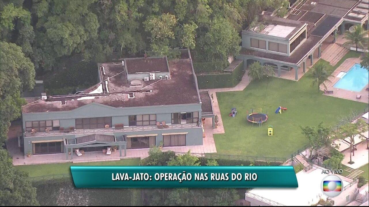 Eike Batista não é encontrado em casa durante operação da PF