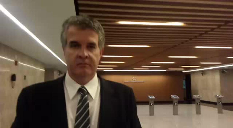 O diretor de Regulação do BC, Otávio Damaso, fala sobre uso do rotativo no cartão