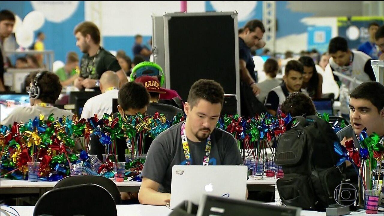 Campus Party começa em São Paulo nesta terça-feira (31)