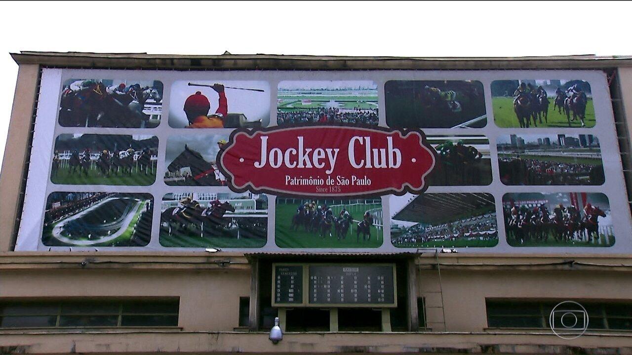 Jockey Club vira palco de festival de música eletrônica