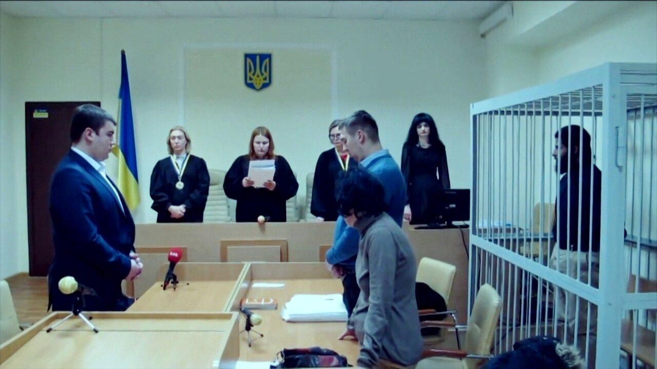 Advogado diz que brasileiro preso na Ucrânia confessou crime sob tortura