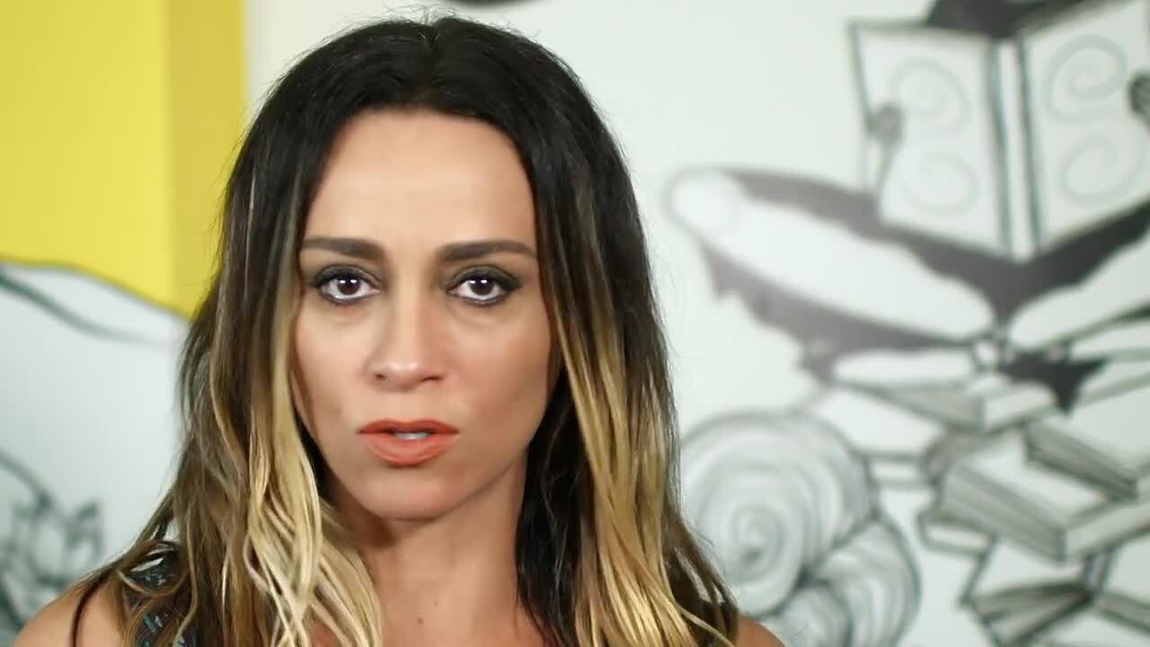 Globo Lab: Suzana Pires compartilha experiência como atriz e roteirista