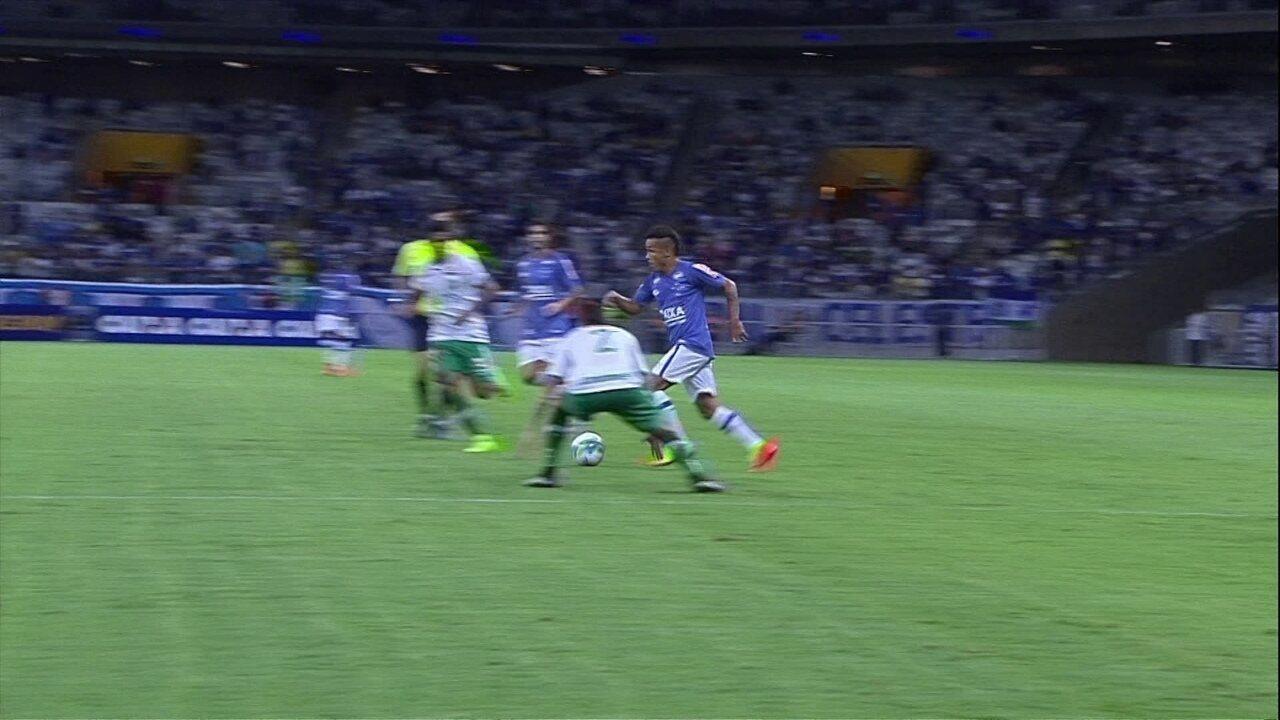 Melhores momentos de Cruzeiro 2 x 0 Chapecoense pela 2ª rodada da Copa da Primeira Liga