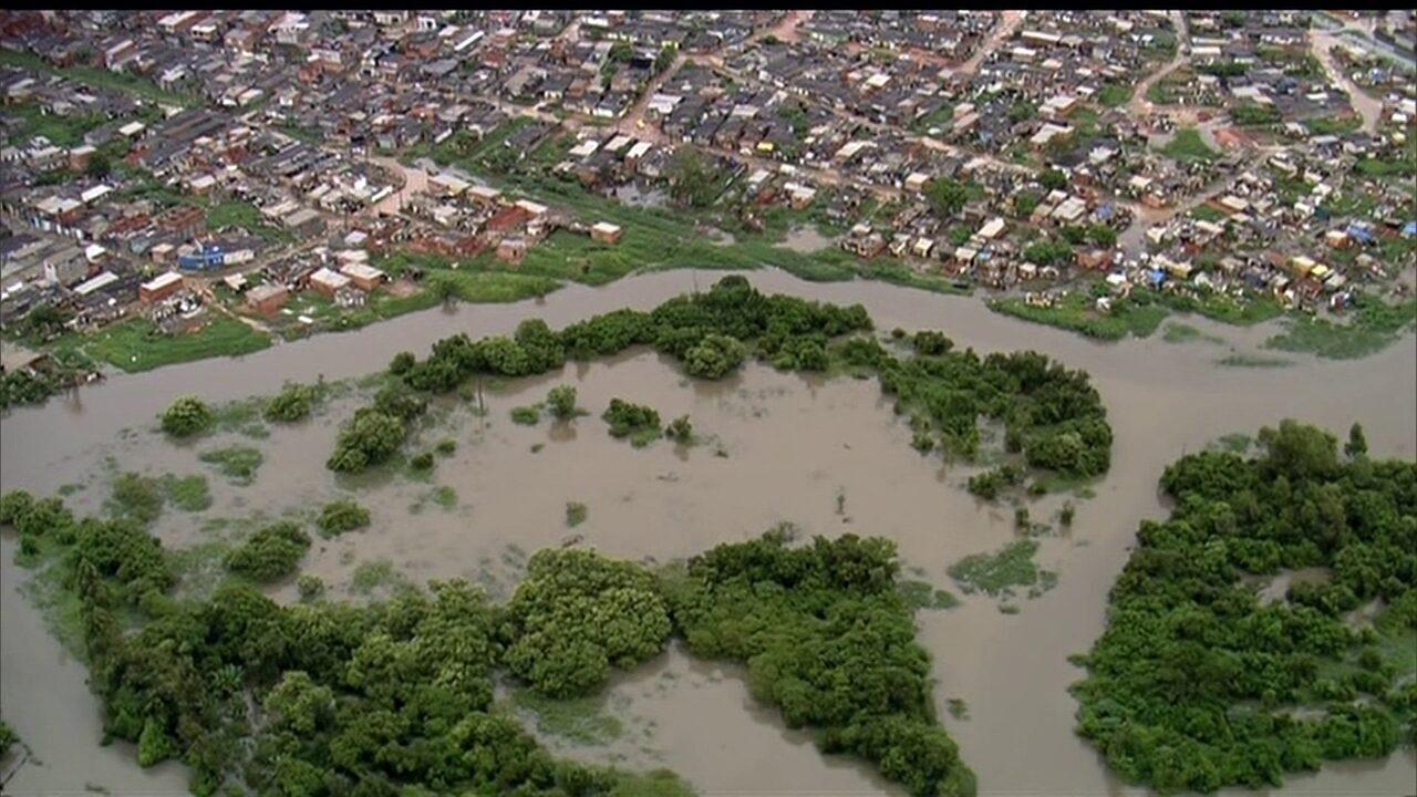Ministério Público investiga irregularidades em área de proteção ambiental do Rio Tietê