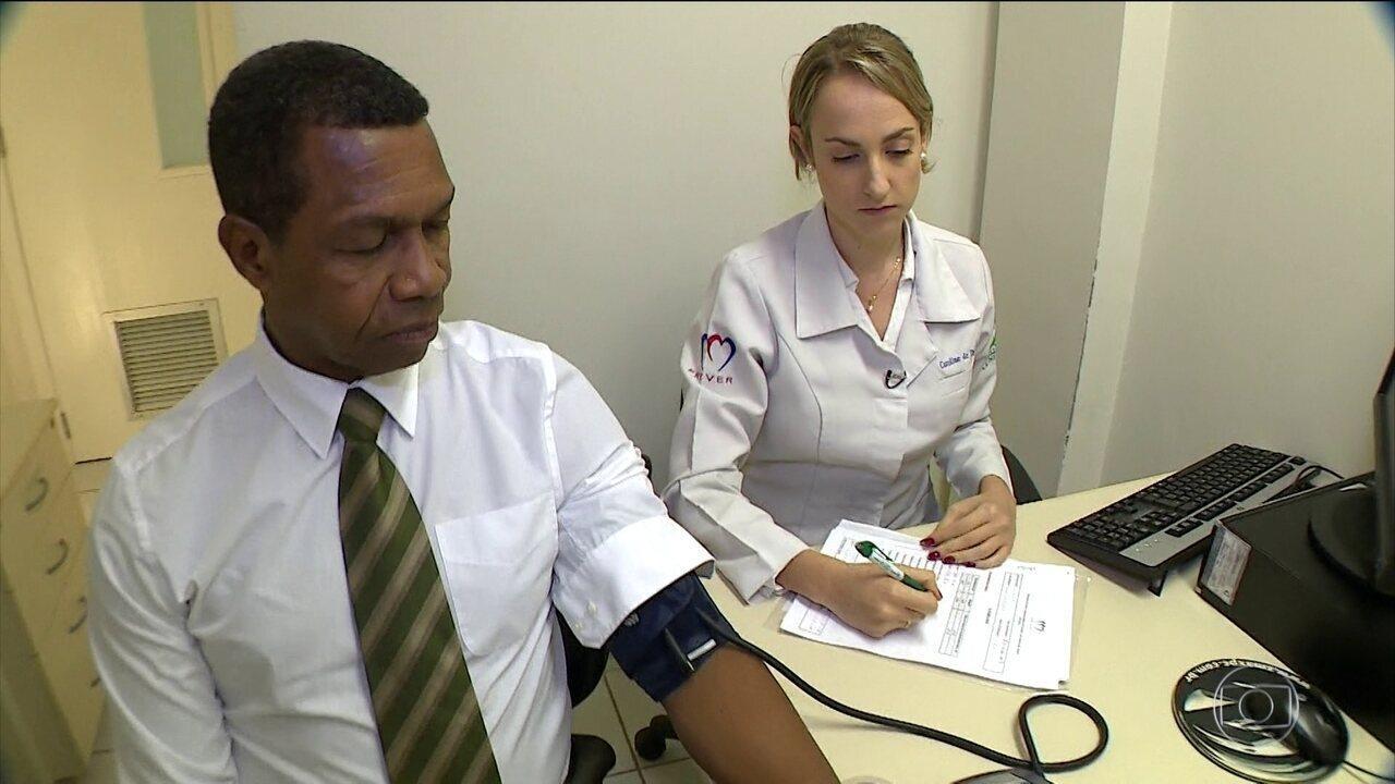 Pesquisa comprova que diuréticos ajudam a controlar a pressão alta