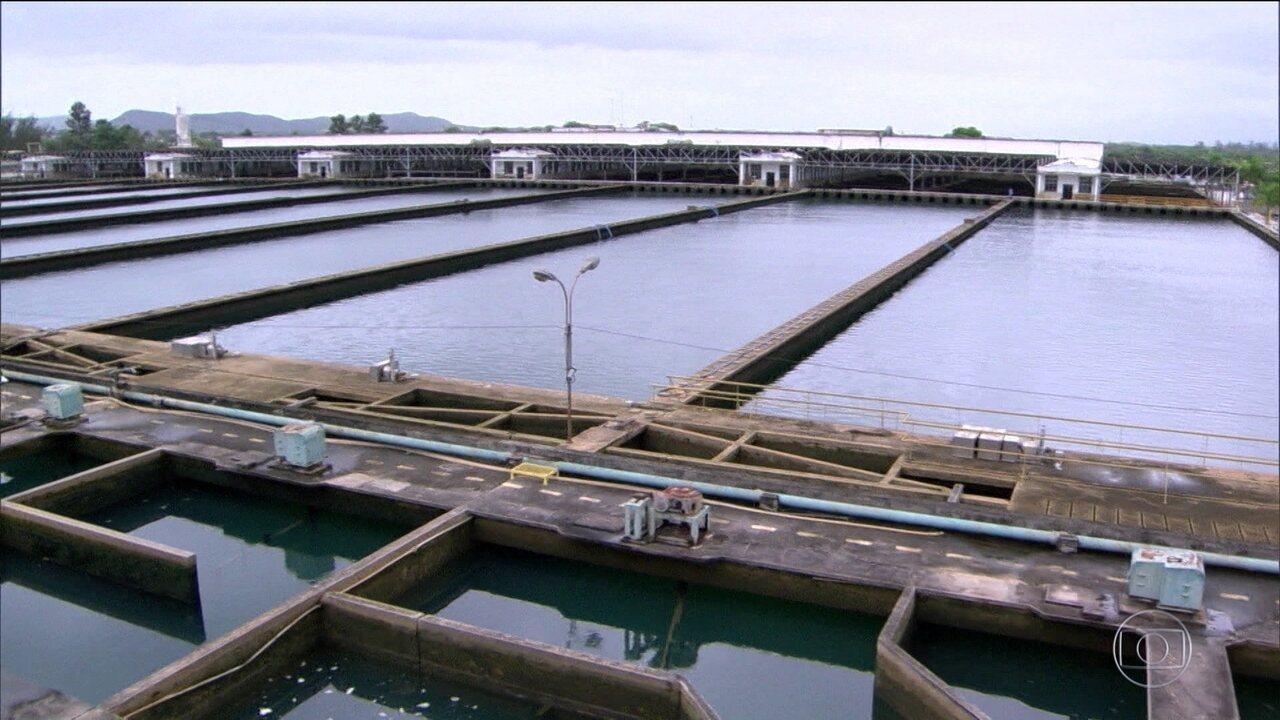 Deputados do RJ aprovam privatização da Companhia de Águas e Esgotos
