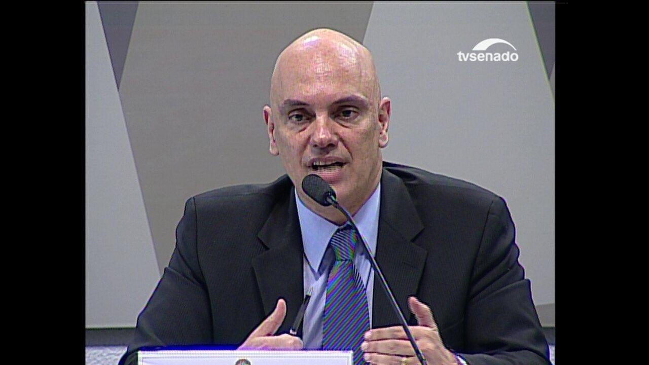 Moraes nega que esteja havendo 'desmonte' da Operação Lava Jato