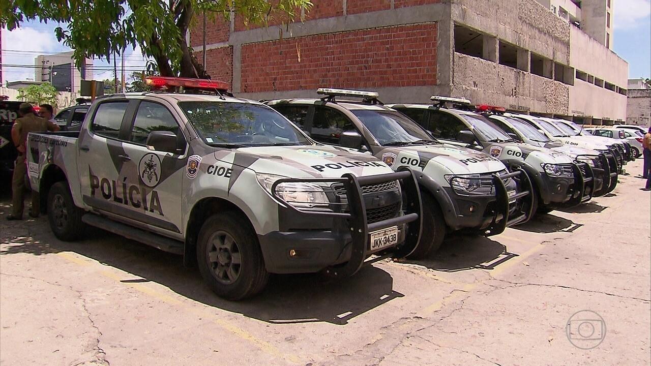 dd78776488 Governo de PE anuncia que segurança no carnaval será feita por mais ...