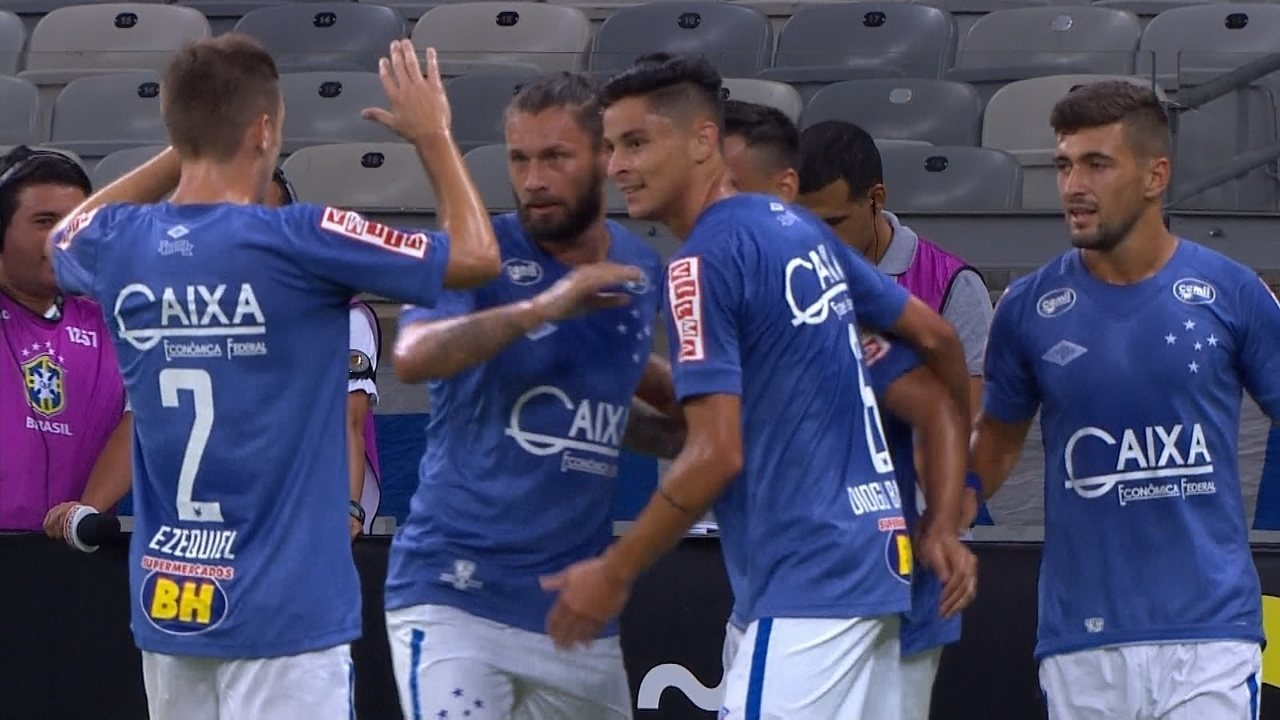 Melhores momentos de Cruzeiro 6 x 0 São Francisco-PA, pela Copa do Brasil