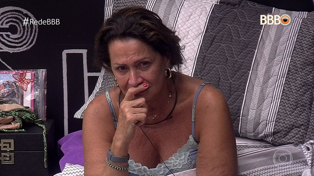 Ieda explica o que a levou a participar do 'Big Brother'