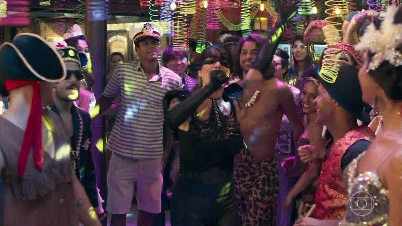 Bloco da Favorita toca no baile de carnaval do Rota 94