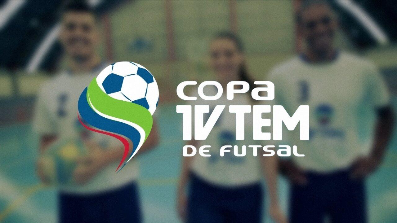 Vem aí a Copa TV TEM de Futsal 2017!