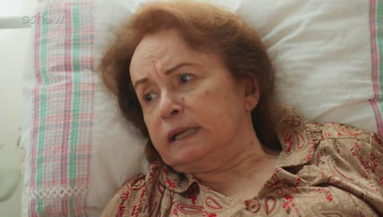 Teaser Malhação 09/03: Gabriel leva Dona Cleo para casa de Irene