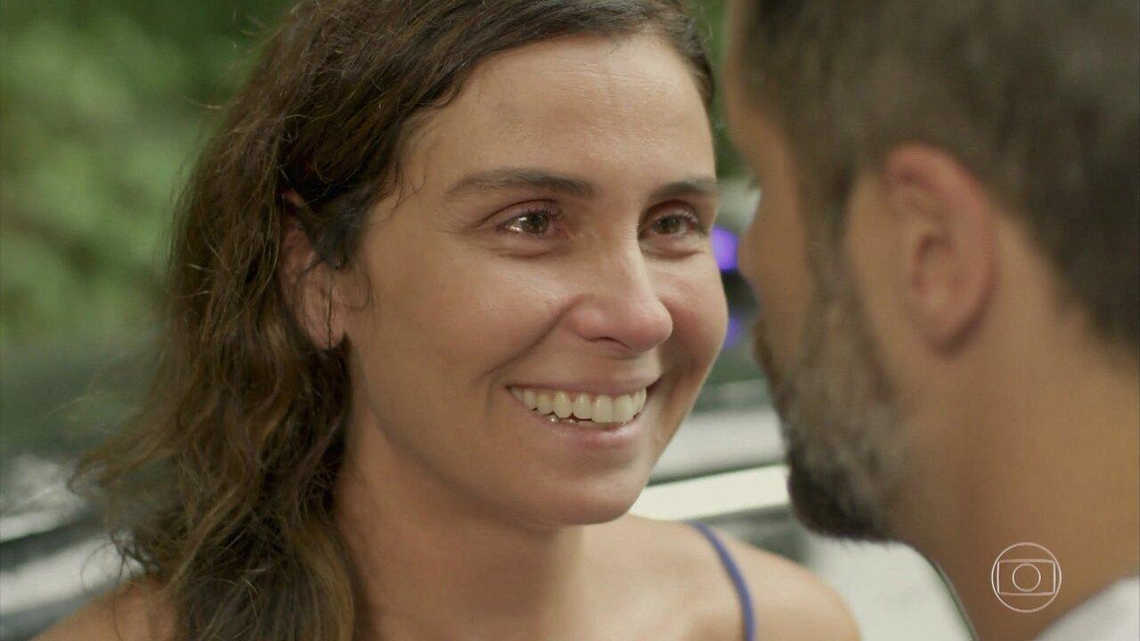 Sol Nascente - capítulo de terça-feira, dia 07/03/17, na íntegra - De Walther Negrão, Júlio Fischer e Suzana Pires, confira uma história de amor embalada pelos laços de amizade.