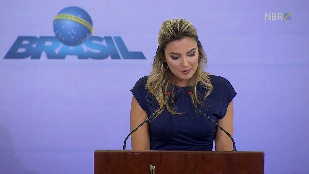 Marcela Temer pede que escolha das mulheres sejam respeitadas por todos