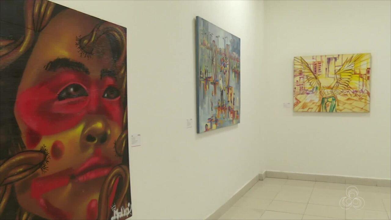 Sesc-AC apresenta a exposição 'Resistência' com obras de 29 artistas
