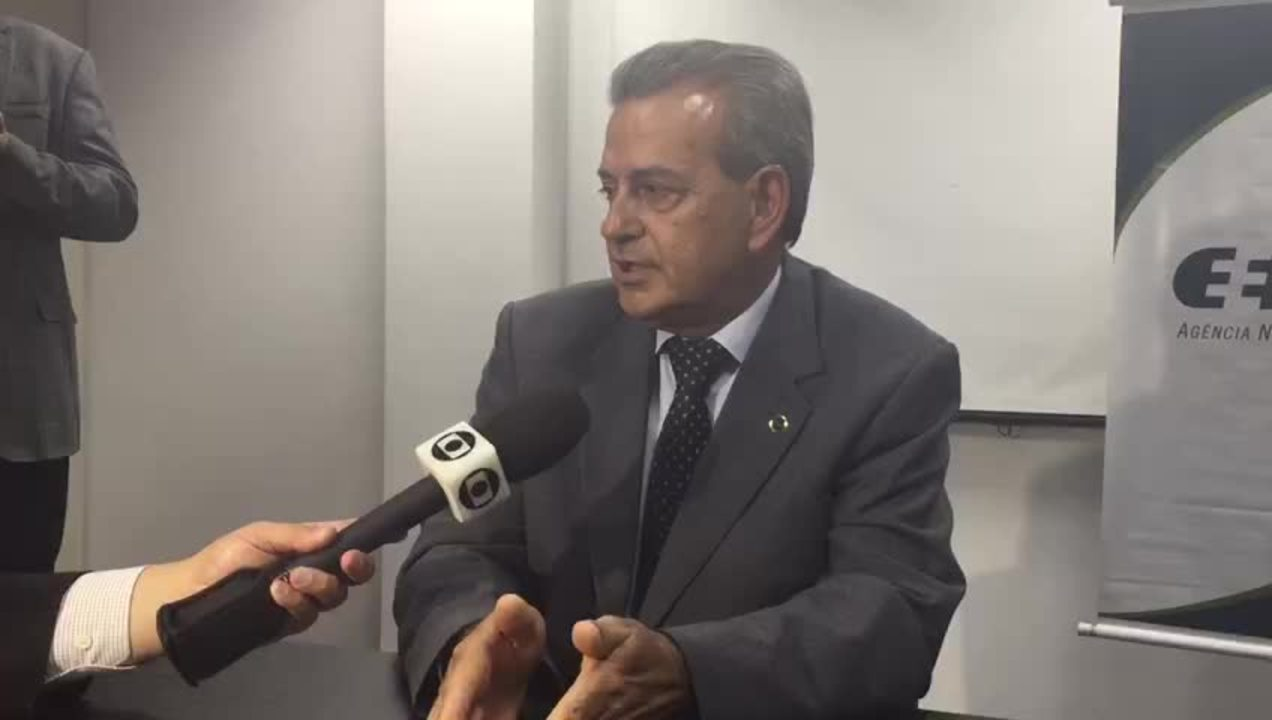 Romeu Rufino, da Aneel, disse esperar que a devolução seja feita ainda em abril