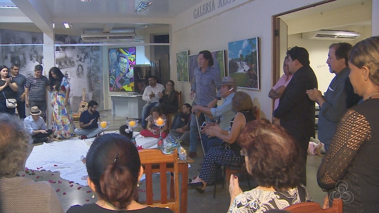 Em Macapá, Biblioteca Pública reabre galeria Elcy Lacerda