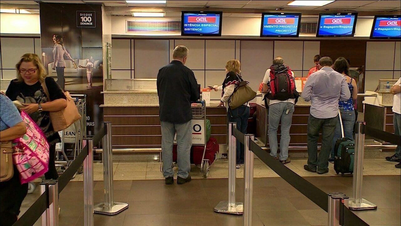 Governo leiloa aeroportos de Porto Alegre, Florianópolis, Salvador e Fortaleza