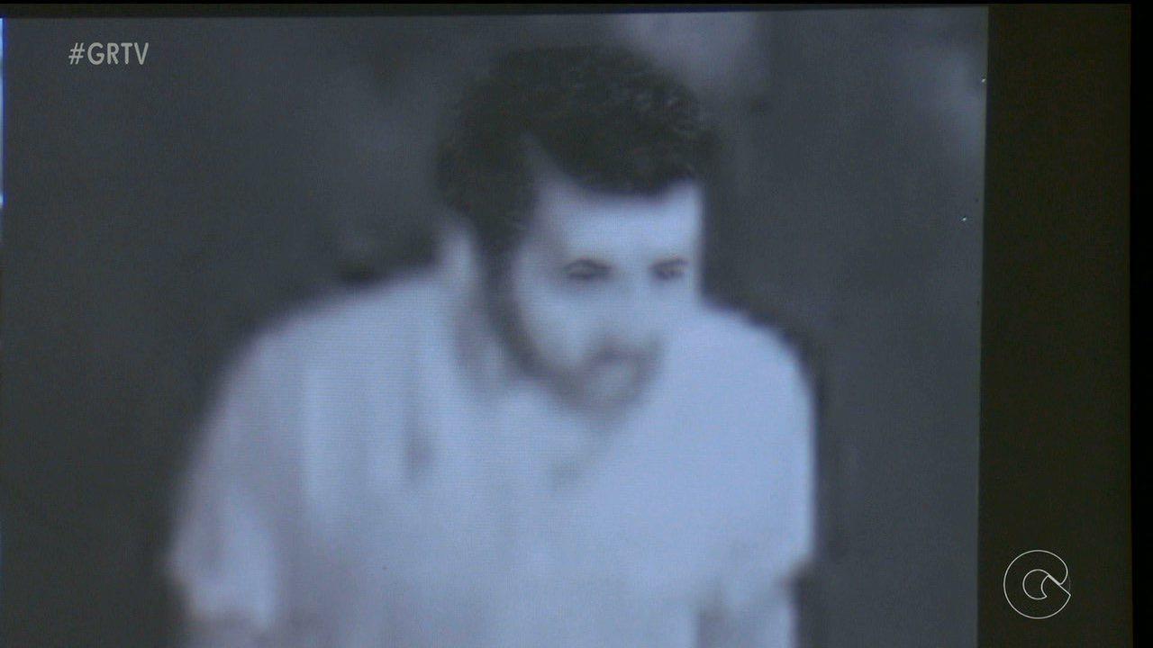 Polícia divulga imagens detalhadas do suspeito do assassinato da menina Beatriz