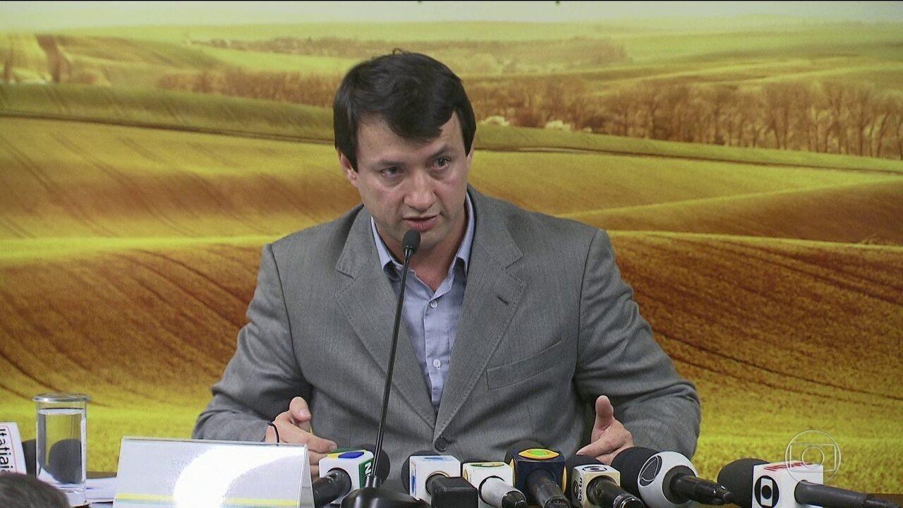 Ministério diz que problemas descobertos com 'Carne Fraca' são pontuais