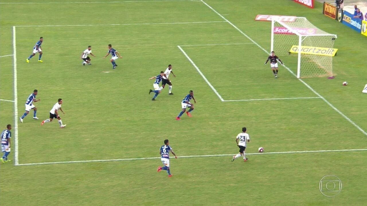 Melhores momentos de Ferroviária 1 x 0 Corinthians pela 9º rodada do Campeonato Paulista