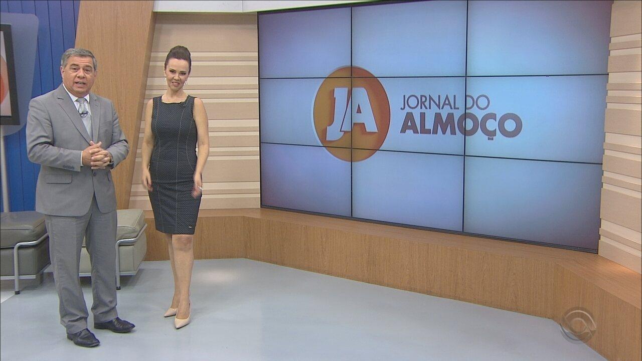 Novo formato do Jornal do Almoço estreia nesta quarta-feira (22); confira mais detalhes