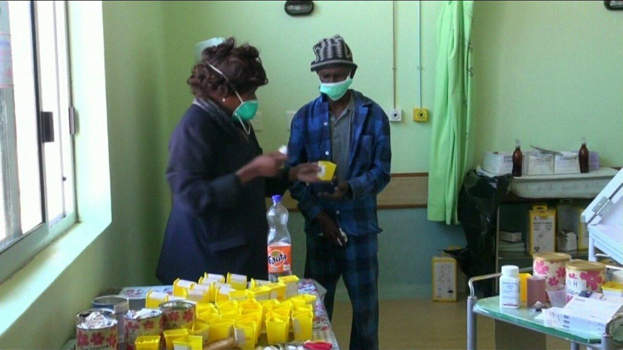 Cientistas britânicos fazem descoberta para agilizar o diagnóstico da tuberculose