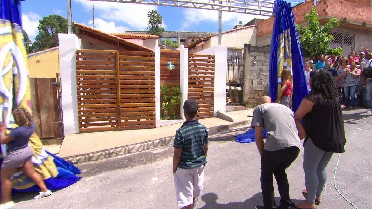 Lar Doce Lar: Confira como ficou a casa da Suzana e do Renato após a reforma