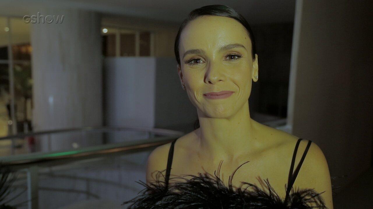 Débora Falabella fala sobre sua personagem em A Força do Querer