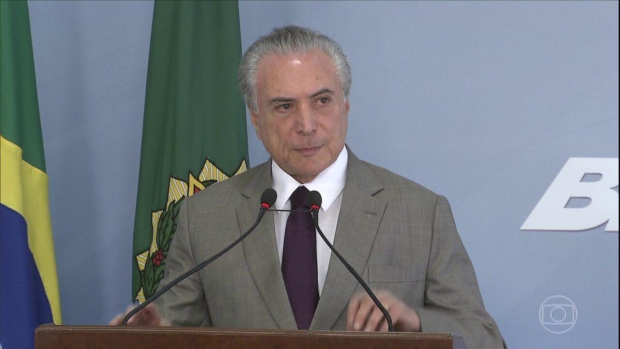 Julgamento no TSE sobre cassação da chapa Dilma-Temer deve começar na semana que vem