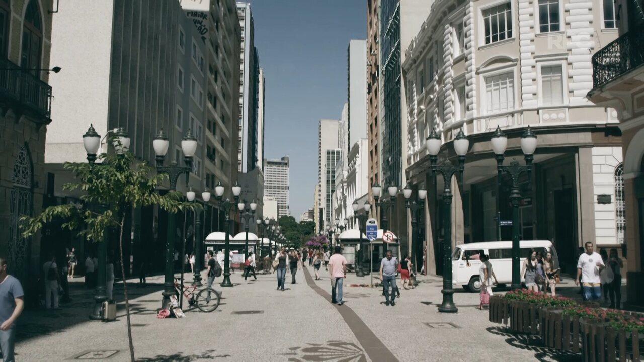 Neste aniversário de Curitiba, a RPC te convida a sentir a capital do Paraná