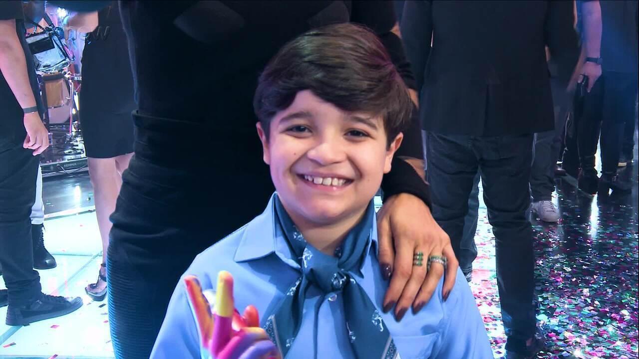 Confira a emoção de Ivete na final do The Voice Kids!!!