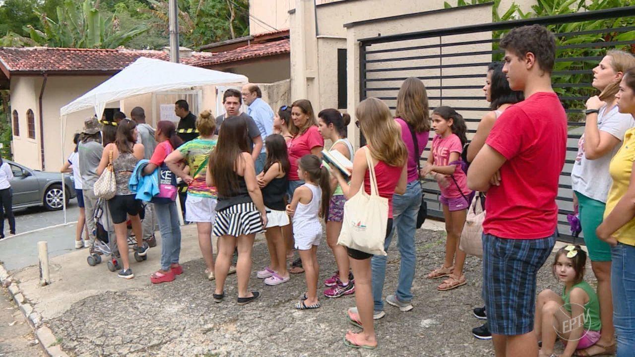 Cerca de 4 mil doses da vacina contra febre amarela foram aplicadas em Campinas