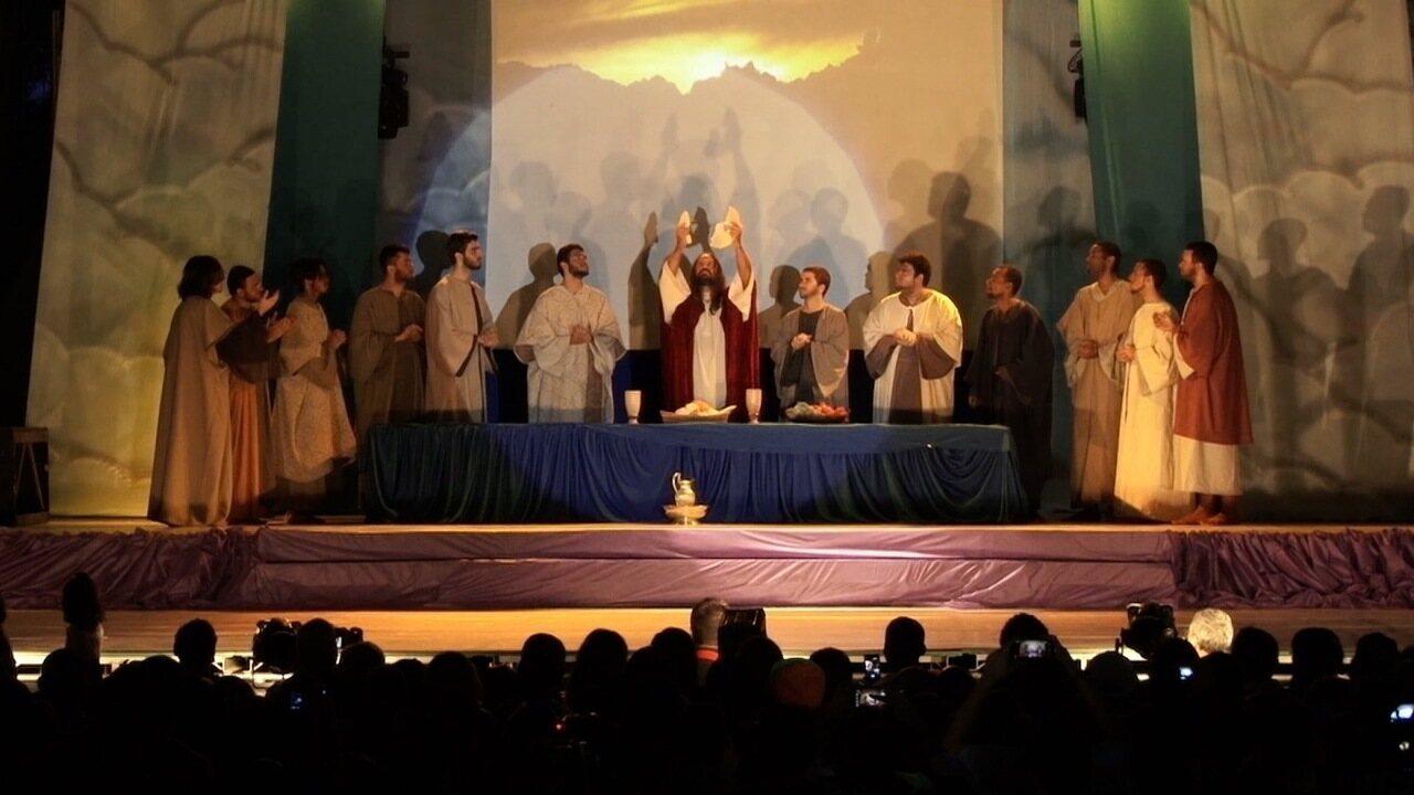 Inter TV apoia encenação de Paixão de Cristo em Campos
