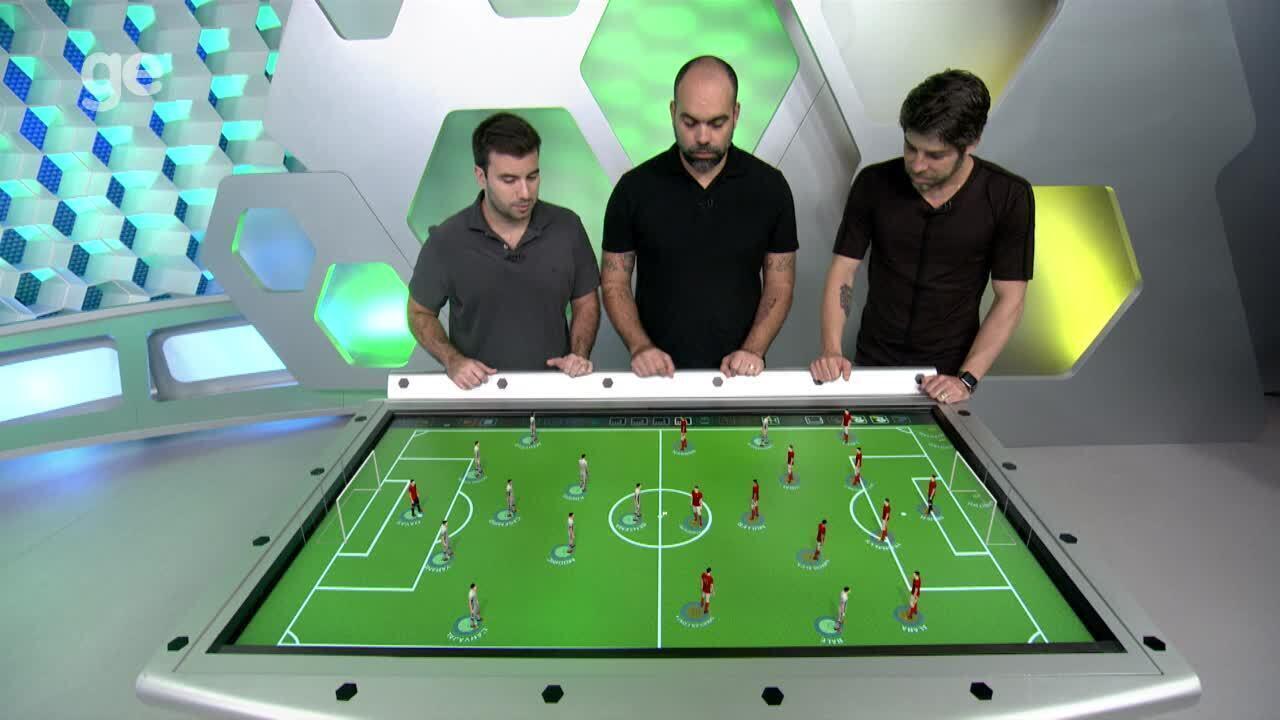 BMFC especial analisa os confrontos de Quarta na Champions com Juninho Pernambucano