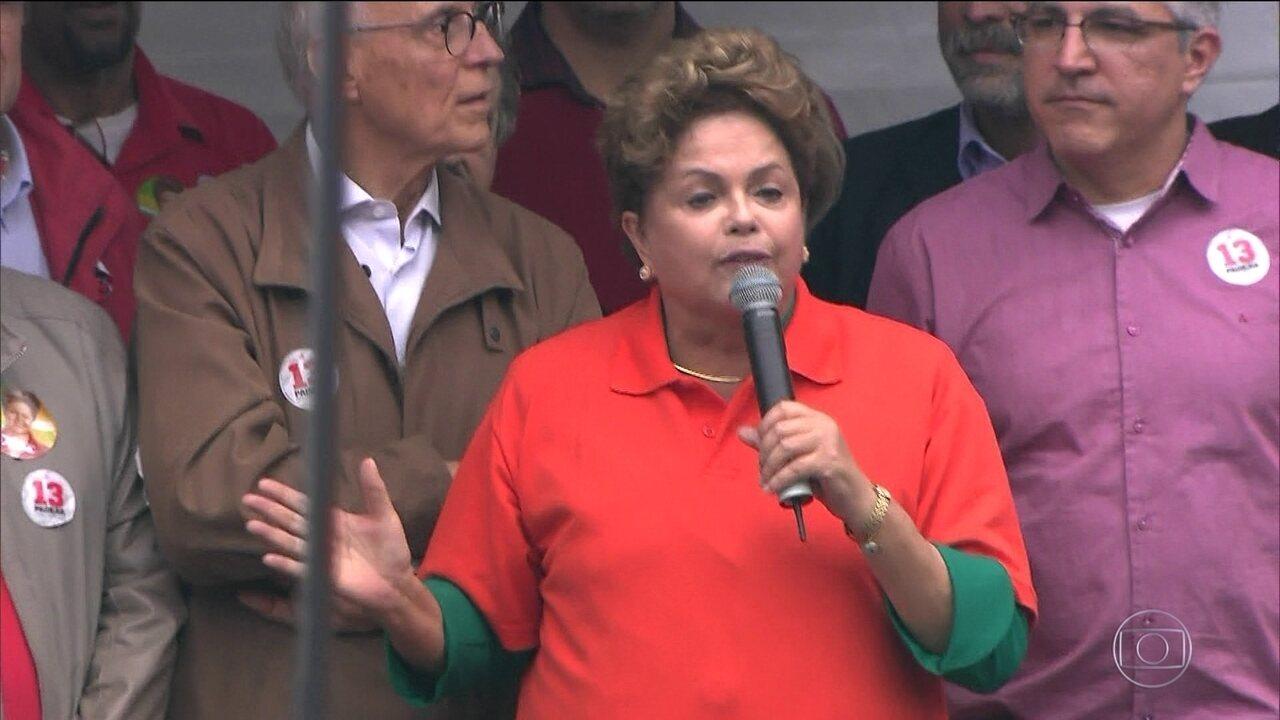Citações dos delatores a Dilma são enviadas para outras instâncias
