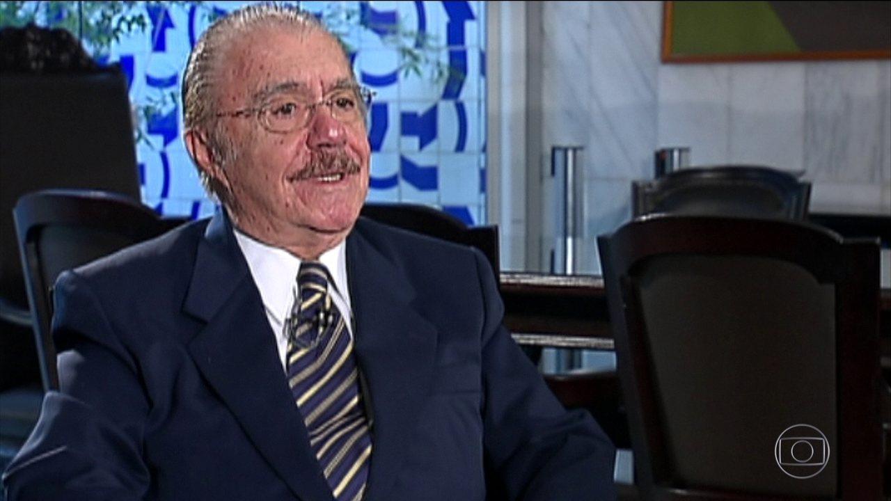 Eduardo Paes, Fernando Haddad e José Sarney aparecem nas delações do STF