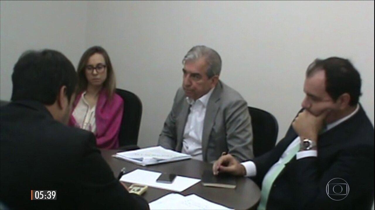Delator diz que Odebrecht fez acordo com Michel Temer
