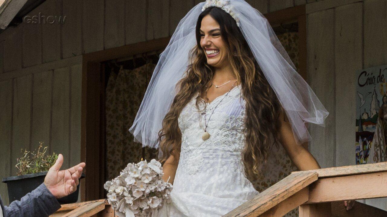 Resumo de 'A Força do Querer': Tudo pronto para casamento de Rita e Zeca