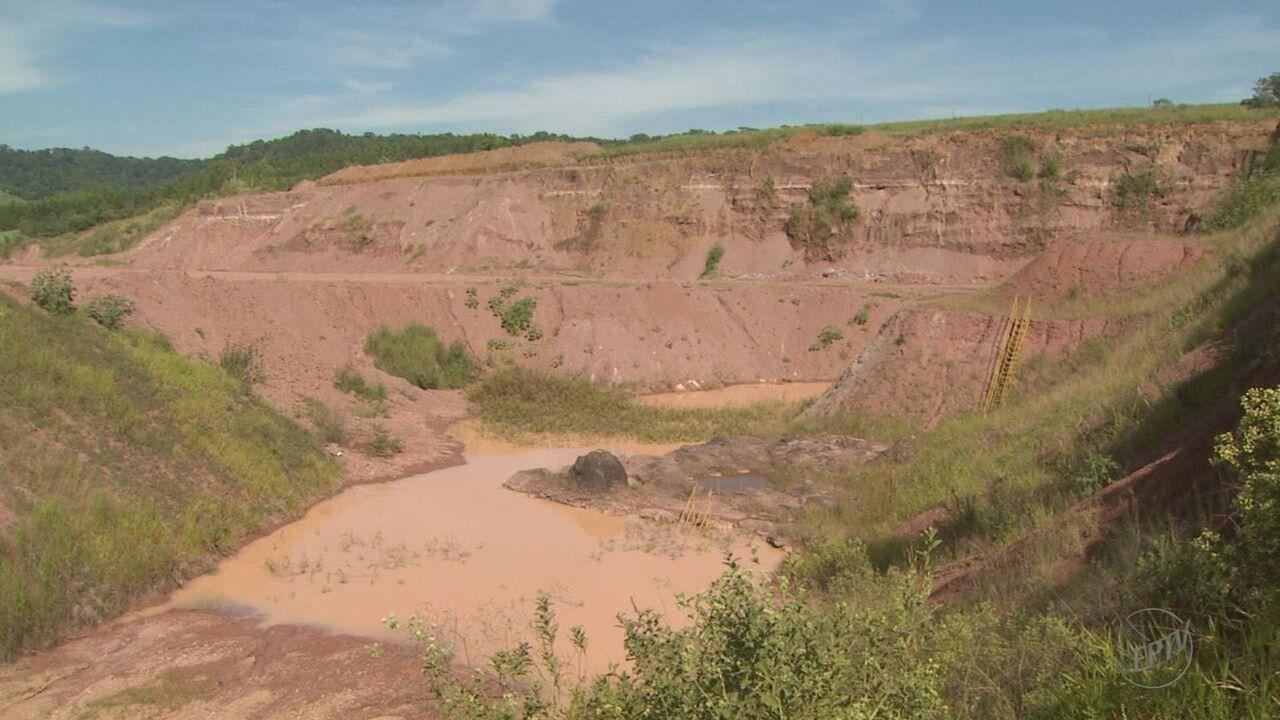USP aponta que Santa Rosa de Viterbo, SP, era coberta por mar há 260 milhões